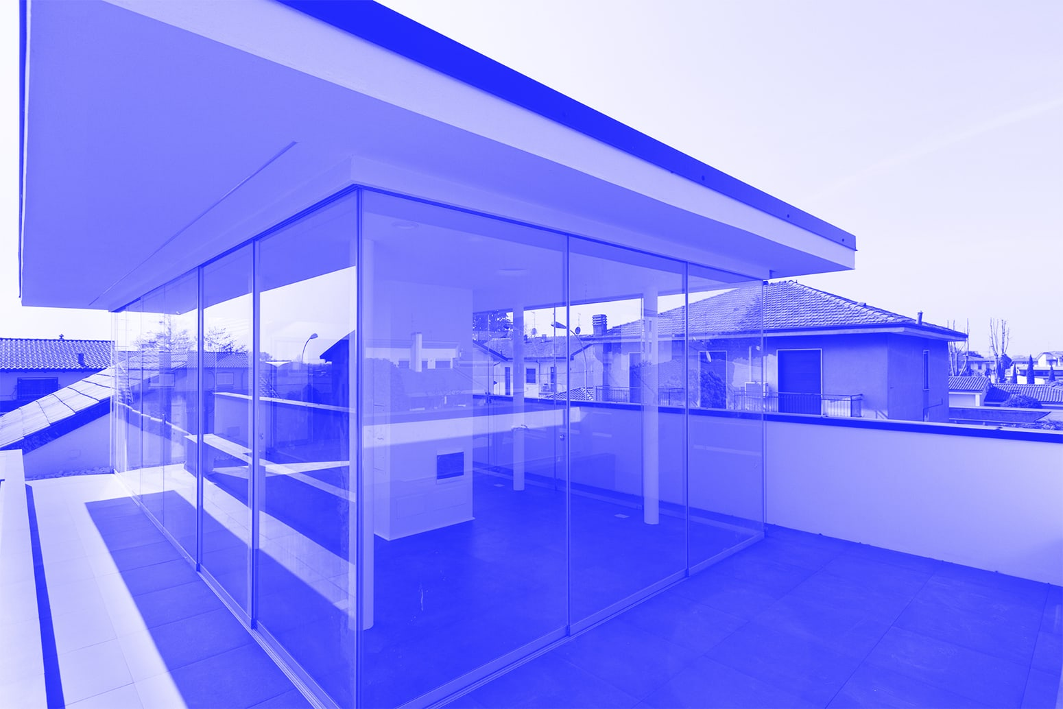 Rooftop Pavilion